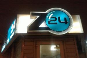 автозапчасти Z24 на Витебском проспекте