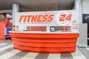 Фитнес-клуб 24 часа на Лиговском