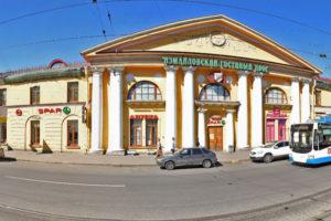 SPAR 24 часа на Красноармейской
