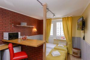 Апартаменты в гостинице Карелия