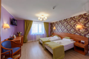 отель Карелия в СПБ 4 звезды