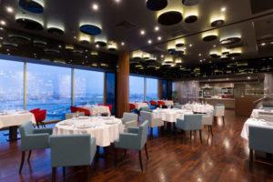 Ресторан в гостинице Санкт-Петербург