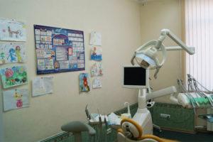 Детская стоматология у метро Электросила