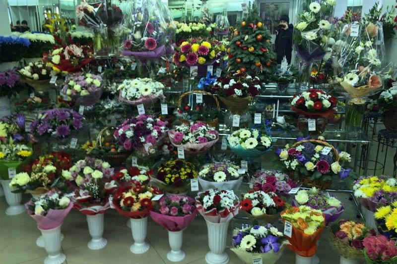 Букет цветов, цветы магазин спб 24 часа