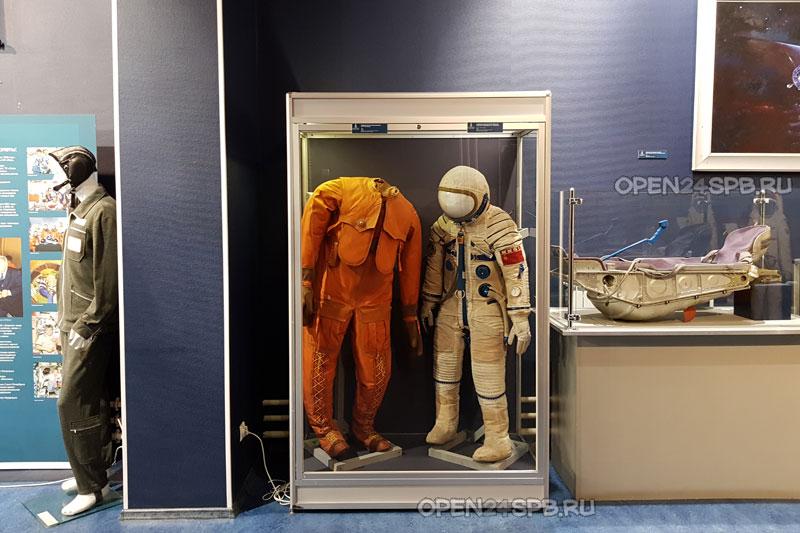 Музей космонавтики в СПб