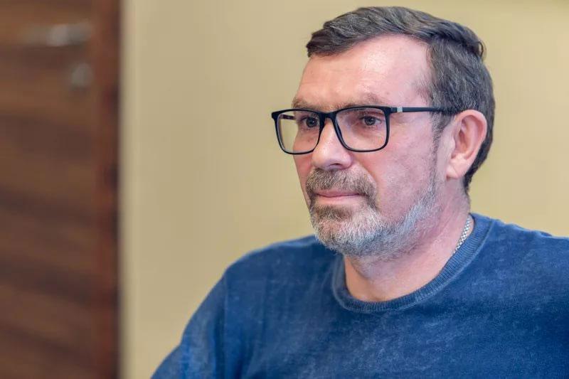 писатель Павел Басинский
