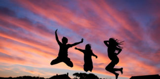 Празднование Дня молодежи