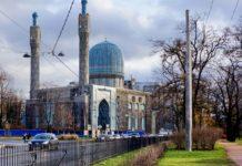 Соборная мечеть на Кронверкском