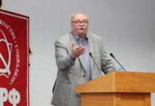 Кандидат от КПРФ Владимир Бортко