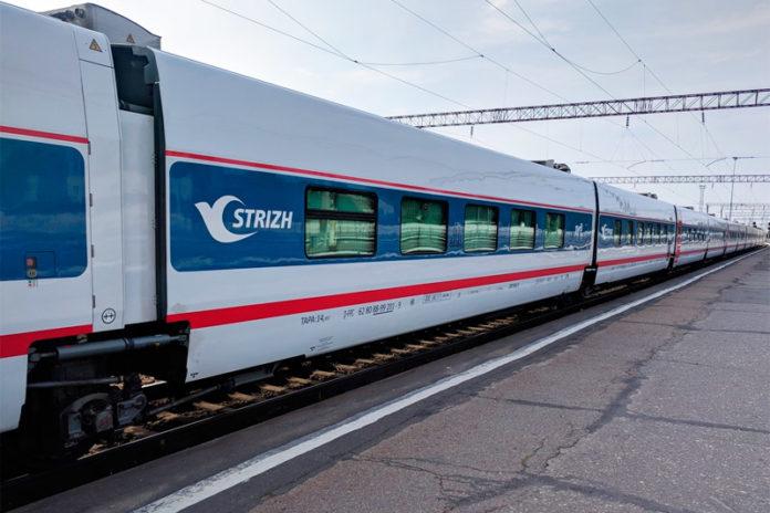 поезд стриж Санкт-Петербург Самара