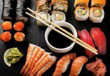 Доставка суши на дом в Питере